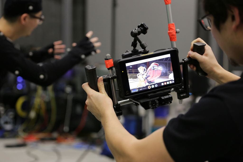Advanced technology being used at Sheridan's Screen Industries Research and Training Centre (SIRT)