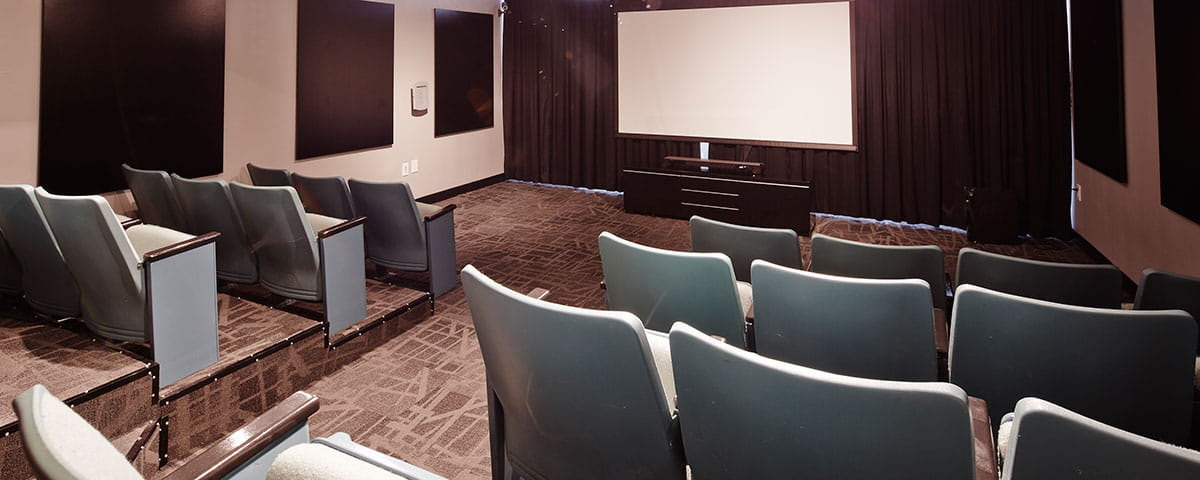 Common Area: Theatre