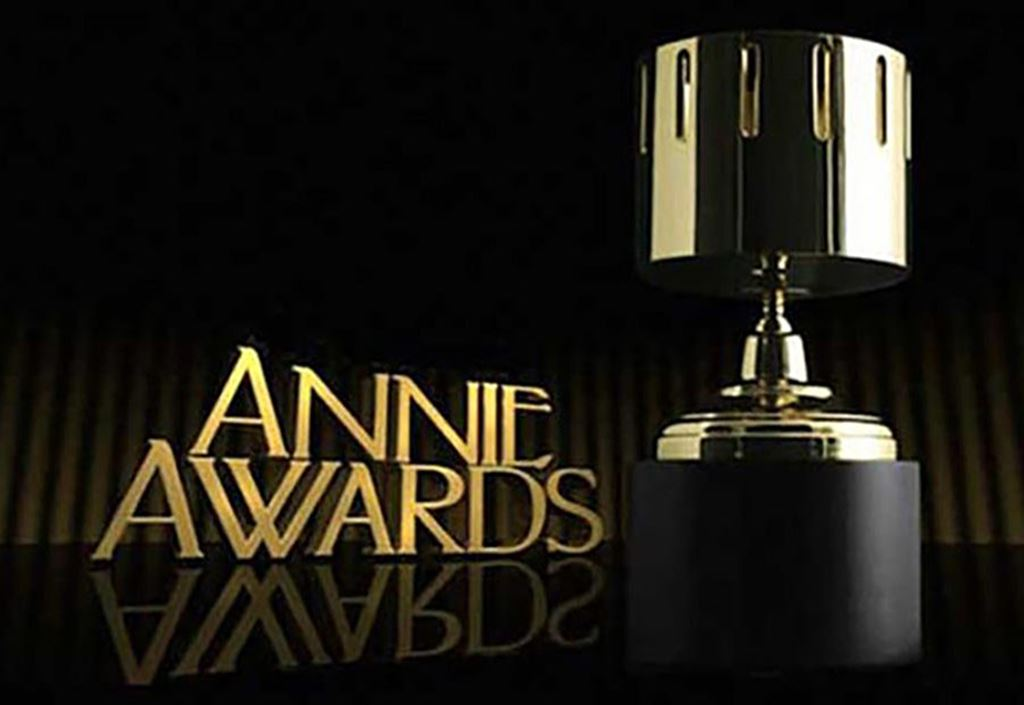 Annie Awards graphic