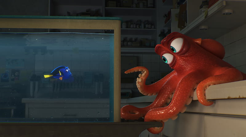 Finding Dory. Image from Pixar
