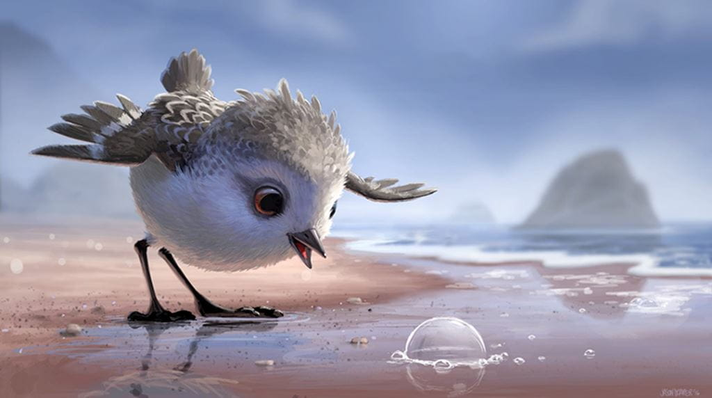 Piper. Photo from Pixar