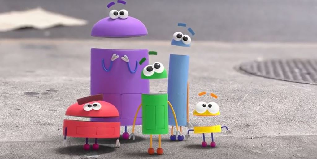 Image from the TV show: Ask the StoryBots