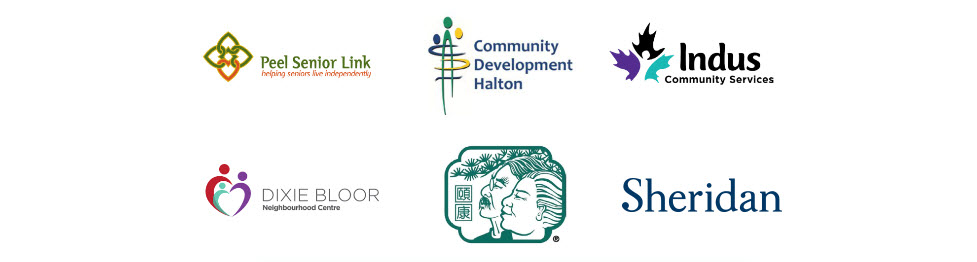 Logos of the partners involved in the social isolation toolkit