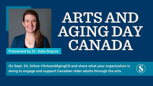 Arts and Aging Day Canada